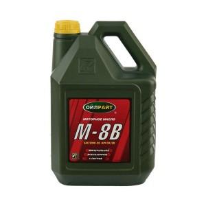 Моторное масло OILRIGHT M-8В 20W20