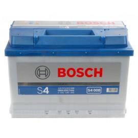 Аккумулятор Bosch S4 74Ah/680 прав+/обратная 278*175*190