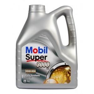 Моторное масло MOBIL Super 3000 X15W40