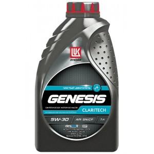 Моторное масло Лукойл Genesis Claritech 5W30