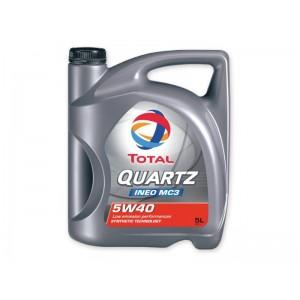 Моторное масло TOTAL Quartz INEO MC3 5W40