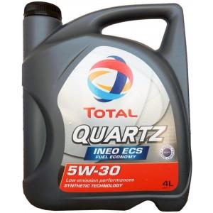 Моторное масло TOTAL INEO ECS 5W30