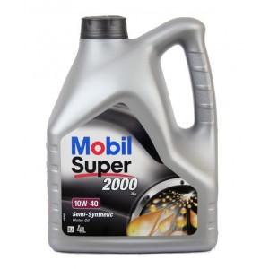 Моторное масло MOBIL Super 2000 10W40