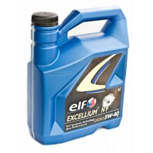 Моторное масло ELF EVOLUTION 900 NF (Excellium NF) 5W40
