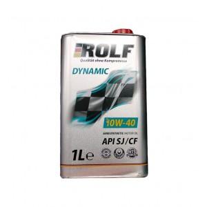 Моторное масло Rolf Dynamic 10W40