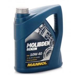 Моторное масло MANNOL Mo. Benzin 10W40