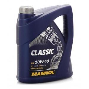 Моторное масло MANNOL Classic 10W40