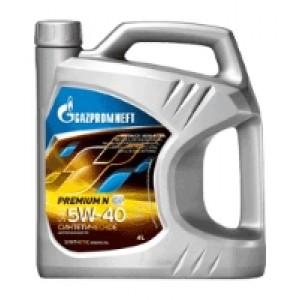Моторное масло Газпромнефть Premium N 5W40