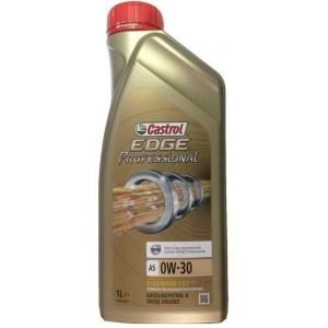 Моторное масло CASTROL EDGE Professional 0W30