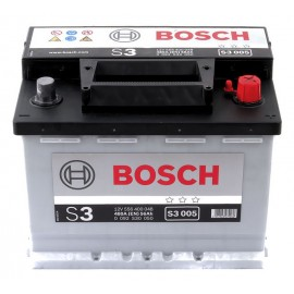 Аккумулятор Bosch S3 56Ah/480 прав+/обратная 242*175*190