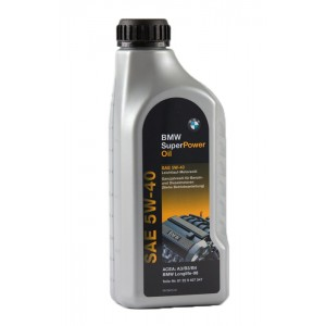 Моторное масло BMW Super Power 5W40