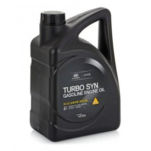 Моторное масло Hyundai Turbo SYN Gasoline Engine Oil 5W30