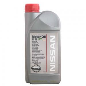 Моторное масло NISSAN Motor Oil DPF 5W30