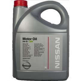 Моторное масло NISSAN  Motor Oil 5W30