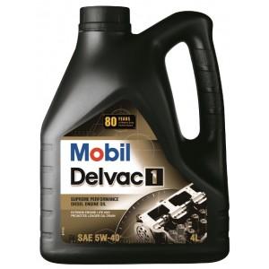 Моторное масло MOBIL 1 Diesel 5W40