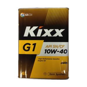 Моторное масло KIXX G1 10W40