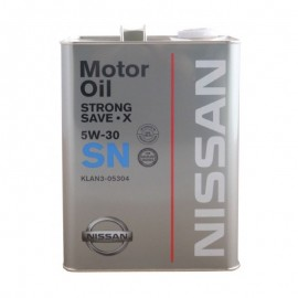 Масло моторное NISSAN 5W30